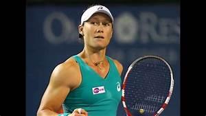 SAM STOSUR   SEXY WTA WOMEN TENNIS PLAYER - YouTube