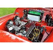Collectible Classic 1953 1962 Triumph TR2/ TR3