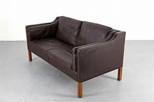 Dampfreiniger Für Sofa : echtleder zweisitzer sofa 2212 von b rge mogenden f r fredericia bei pamono kaufen ~ Markanthonyermac.com Haus und Dekorationen