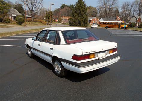1990 Ford Tempo 008 1990 Ford Tempo 008 – Automobile Exchange