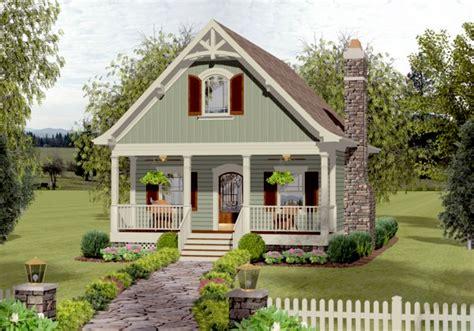 cozy cottage  bedroom loft ga architectural designs house plans