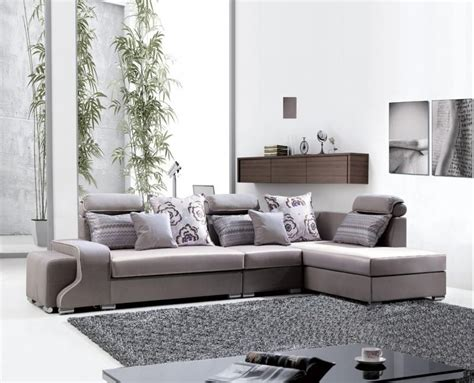 Divano Salotto Mega Sofa Tessuto Angolare Sofa Moderno