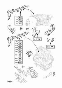 Z4let Engine Loom Diagram