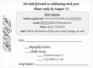 is having an online rsvp tacky weddingbee With electronic wedding invitations with rsvp