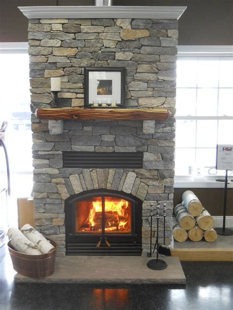 Rsf Opel by Rsf Opel 2 Wood Fireplace With Boston Blend Ledge