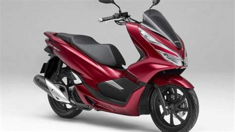 Yes, There Is A New Honda Pcx 150