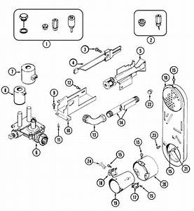 Maytag Mdg5500aww Parts List