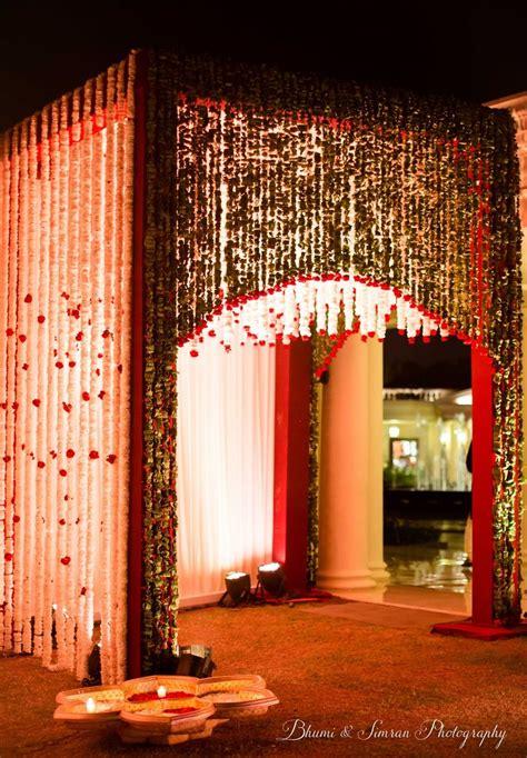 decor indian wedding decor wedding entrance wedding