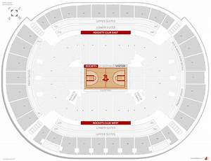 Houston Rockets Seating Guide
