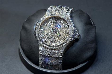 Top 10 Worlds Most Expensive Watches In 2015