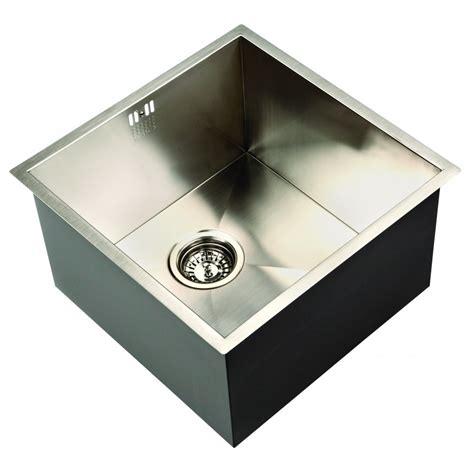 Contemporary Kitchen Sinks Undermount by Zenuno 400u Deep Undermount Sink