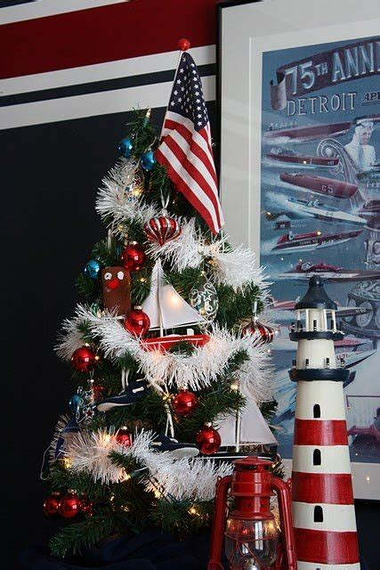 nautical christmas decorating ideas ib designs usa blog