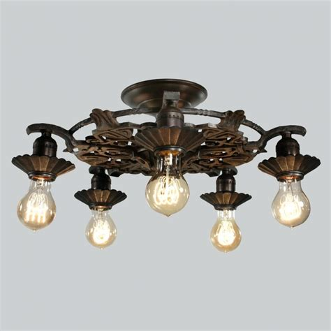 flush mount chandelier engageri