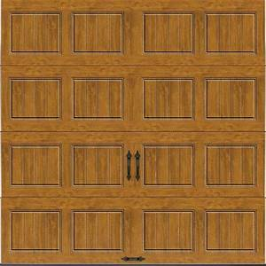 clopay gallery collection 8 ft x 8 ft 184 r value With 8 ft insulated garage door