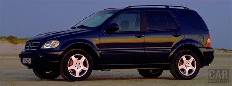 Mercedes Ml55 by 2000 Mercedes Ml55 Amg Information And Photos