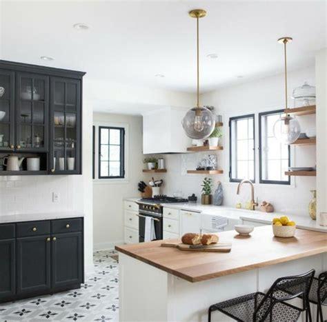 cuisines ouvertes avec bar 1001 idées pour une cuisine relookée et modernisée