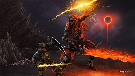 Soul Of Cinder Wallpaper Dark Souls 3 Soul Of Cinder By Oniruu On Deviantart