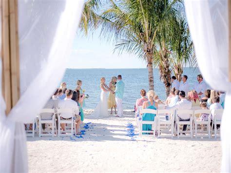 Beach Wedding : Florida Keys Wedding Venue Hidden Beach • Key Largo