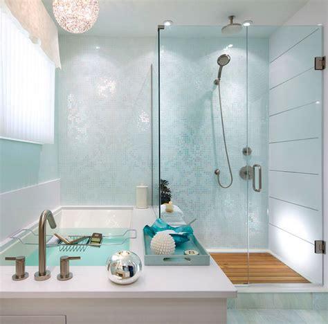 banos color turquesa ideas atemporales  estilo