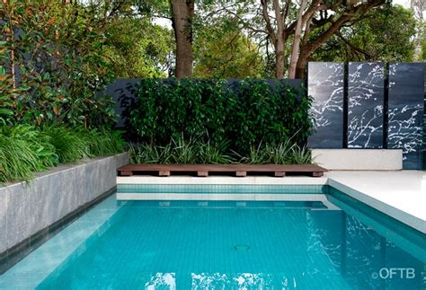 landscaped pools and gardens oftb melbourne landscaping pool design construction project pool pool terrace inc feature