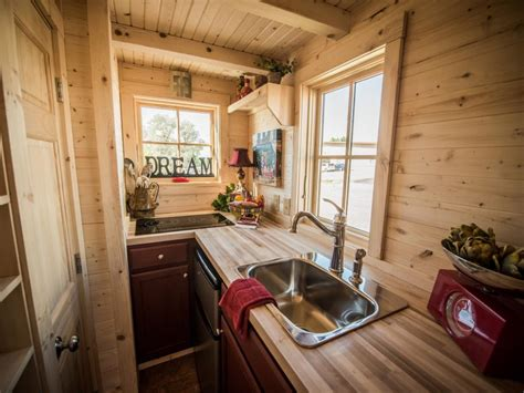 tiny house dwellers loves  living small