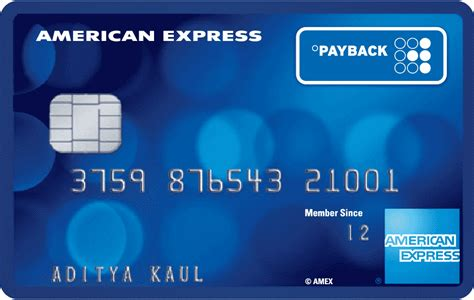 Amex interest rate credit card. The American Express PAYBACK Credit Card   Amex IN