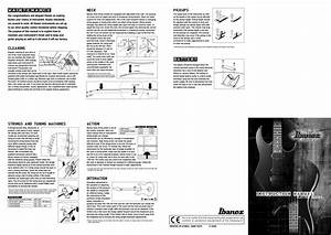 Download Free Pdf For Ibanez Sr Series Sr300 Guitar Manual