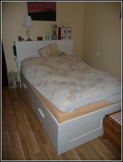 Ikea Brimnes Bett Anleitung  Betten  House Und Dekor