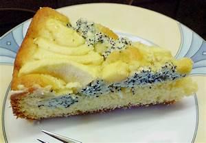 Apfel Blechkuchen Rezept : apfel mohn marzipan blechkuchen rezept mit bild ~ A.2002-acura-tl-radio.info Haus und Dekorationen