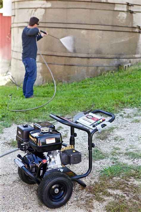 gas pressure washer reviews pressure cleaned