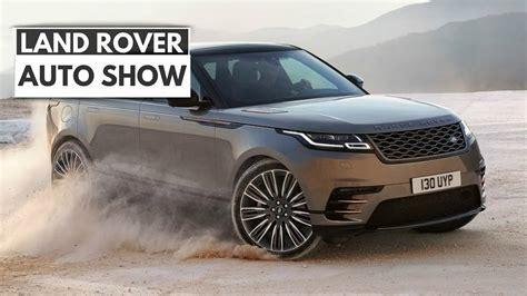 Best Looking Suv by 2018 Range Rover Velar Best Looking Suv