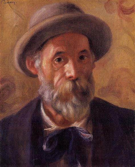 Self Portrait Pierre Auguste Renoir