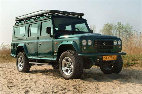 Vwvortex Com Land Rover Santana