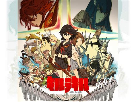Coming Soon Anime Summer 2018 Folder Icon Pack By Kiddblaster Seiyuu Chart Kill La Kill