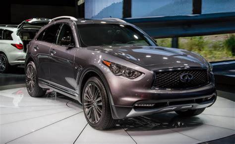 2020 infiniti qx70 2020 infiniti qx70 engine exterior interior price
