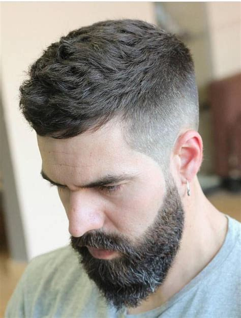 top fade hairstyles  men   stylish dashing
