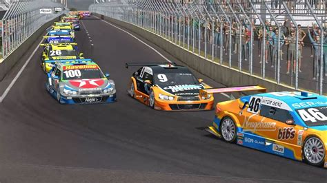 Automobilista Stock Car V8 Championship Test Drive - Round ...