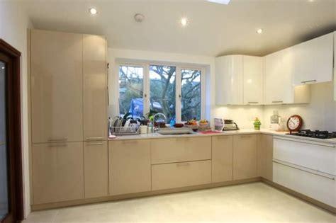 L shaped kitchen By LWK Kitchens London   Modern   Kitchen