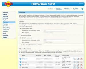 http fritz box benutzeroberfläche fritz box 7490 router im test mehr speed im wlan meer der ideen