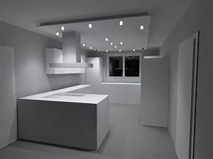 Spots Led Decke : led spots mit abgeh ngter decke haus ideen pinterest abgeh ngte decke led spots und deckchen ~ Buech-reservation.com Haus und Dekorationen