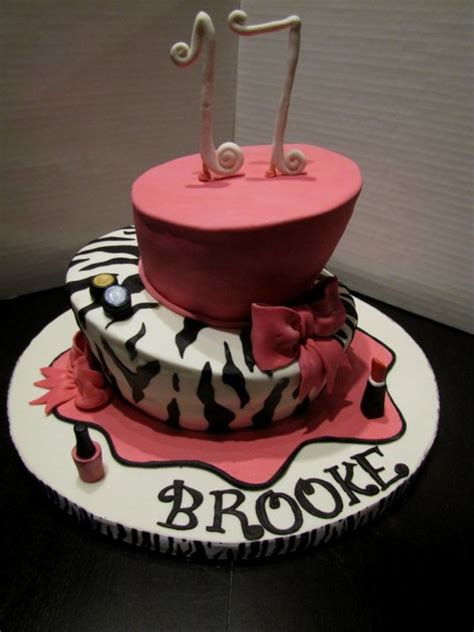 Divas Cake Decorations by S Birthday Cake Cakecentral