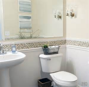 bathroom chair rail ideas chair rail molding ideas for the bathroom renocompare
