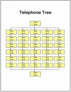 emergency phone tree for school pictures to pin on With telephone tree template