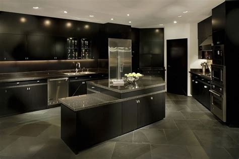stunning big modern kitchens ideas luxury design ideas for a large kitchen