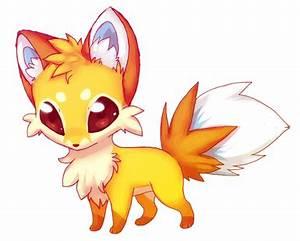 chibi_fox_by_vengefulspirits-d3hq7k1.gif (385×309 ...