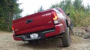 Here U0026 39 S How The 2016 Toyota Tacoma Looks Off