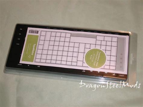 Typematrix Ez-reach 2030 Keyboard Skins (dvorak Edition