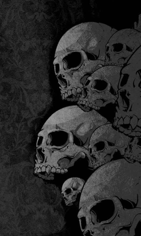 skull wallpapers  android apk
