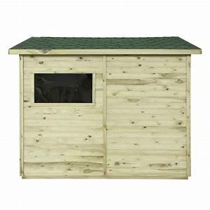 Sichtzäune Aus Holz : gartenhaus mit boden maxi 5m 264x262cm wooder ~ Watch28wear.com Haus und Dekorationen