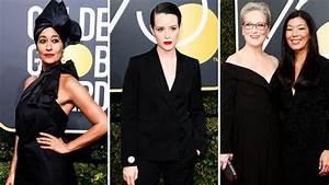 Golden Globes Black Red Carpet Explained   Hollywood Reporter